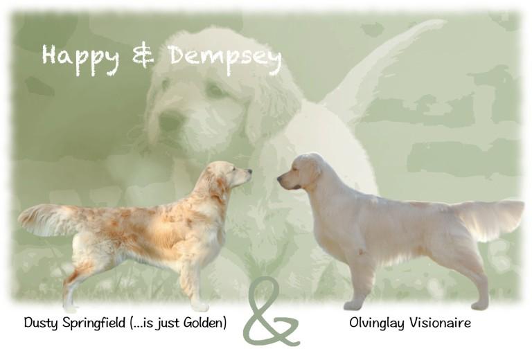 Happy x Dempsey