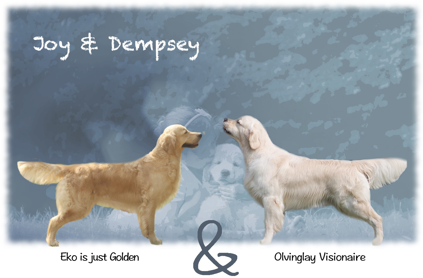 Joy e Dempsey